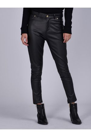 Barbour Women Trousers - Goodwood Leatherette Trousers