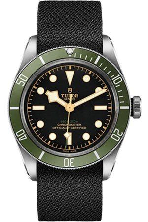 TUDOR Black Bay Harrods Exclusive Steel Automatic Watch 41mm