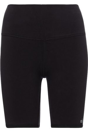 alo Stretch-jersey biker shorts
