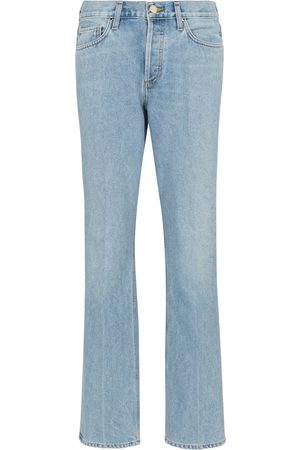 Goldsign Nineties high-rise bootcut jeans