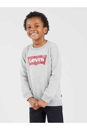 Levi's Kids Batwing Crew Neck Sweatshirt