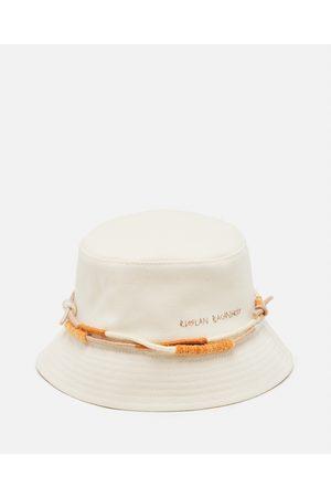 Ruslan Baginskiy Women Hats - Bucket hat with print size L