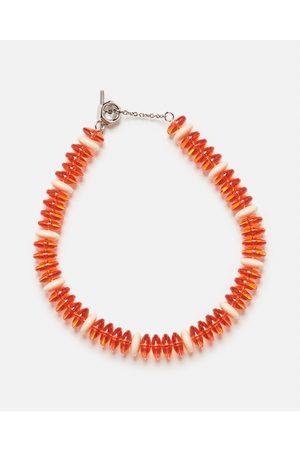 Marni SNAKE brass necklace size L
