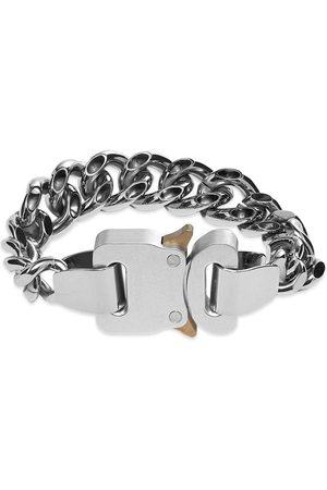 1017 ALYX 9SM Hero X 4 Chain Buckle Bracelet