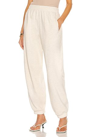 AGOLDE Balloon Sweatpant in Oatmeal Heather