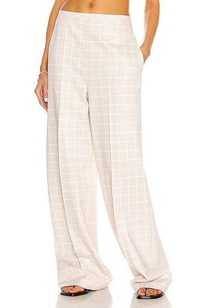 ROSETTA GETTY Pull On Wrap Pant in &