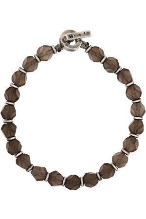 M. COHEN The Axiom beaded bracelet