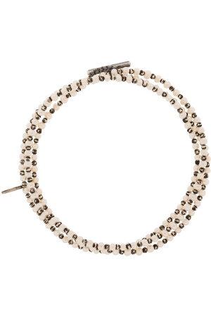 M. COHEN The Agora pearl bracelet/necklace