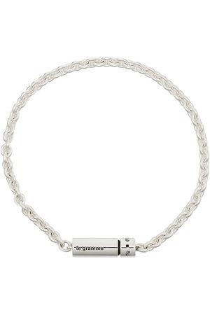 Le Gramme Men Bracelets - Le 89g polished cable chain bracelet