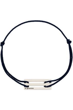 Le Gramme Le 2.5g cord bracelet