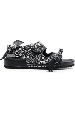 Arizona Love Women Sandals - Apache bandana-print sandals