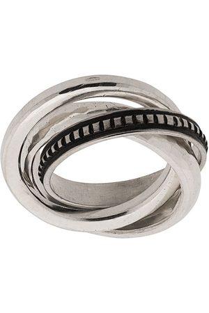 WERKSTATT:MÜNCHEN Rings - RING FOREVER HAMMERED