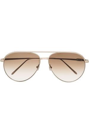 Linda Farrow Women Sunglasses - Aviator frame sunglasses