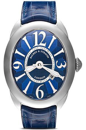 Backes & Strauss Watches - Regent Steel 4452 52mm
