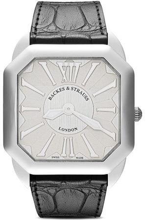 Backes & Strauss Watches - Berkeley Renaissance Steel 43mm
