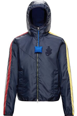 J.W.Anderson Men Sports Jackets - X Moncler hooded jacket