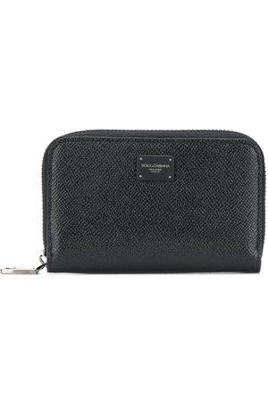 Dolce & Gabbana Men Purses & Wallets - Logo patch continental wallet