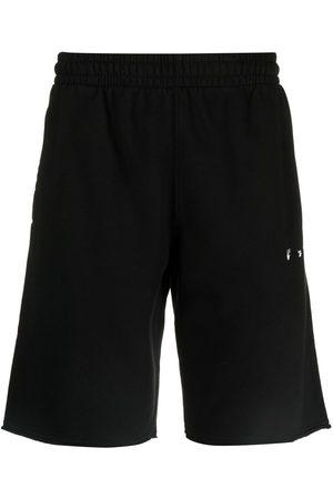 OFF-WHITE Men Sports Shorts - Arrows print track shorts