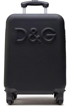 Dolce & Gabbana Boys Suitcases - Logo-embossed suitcase