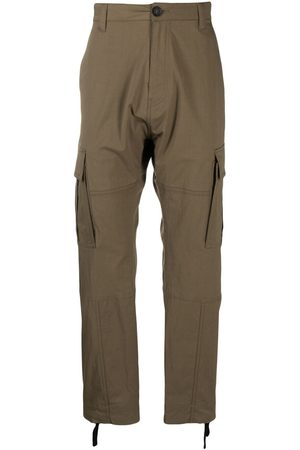 MARCELO BURLON Men Cargo Trousers - Straight-leg cargo pants