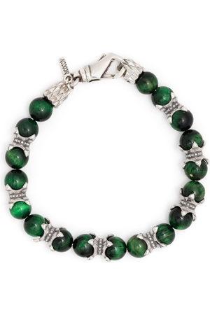 EMANUELE BICOCCHI Men Bracelets - Mix beaded bracelet