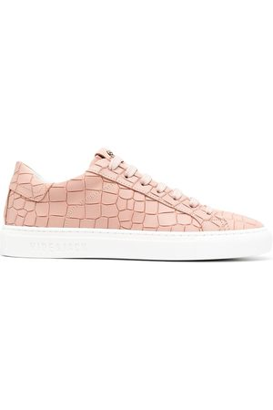 HIDE&JACK Women Trainers - Essence Tuscany embossed-effect sneakers