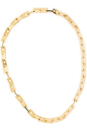 AMBUSH Logo chain-link necklace