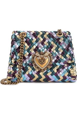 Dolce & Gabbana Braided Devotion bag