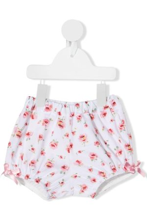 PATACHOU Briefs - Floral-print cotton bloomers