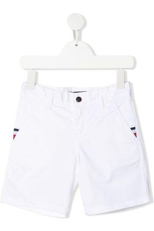 Tommy Hilfiger Organic cotton straight-leg shorts