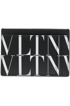 VALENTINO GARAVANI Men Purses & Wallets - VLTN print cardholder