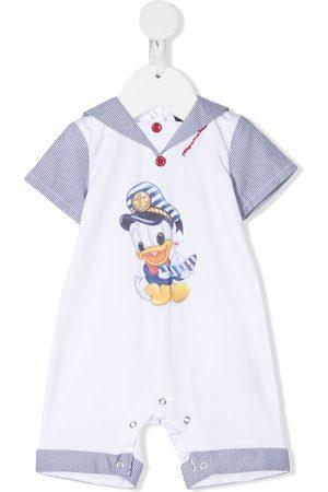 MONNALISA Donald Duck sailor romper