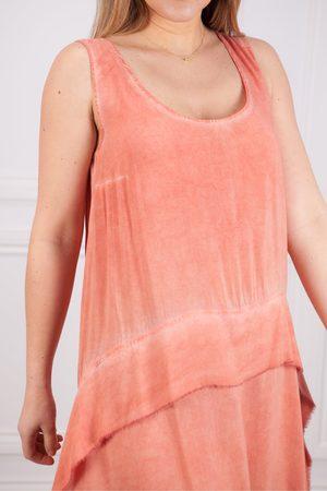 CREA Washed Dress