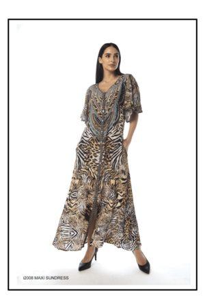 INOA Savannah Maxi Sundress