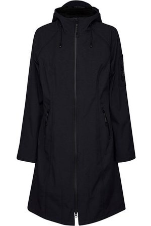 Ilse Jacobsen Long Raincoat Dark Indigo
