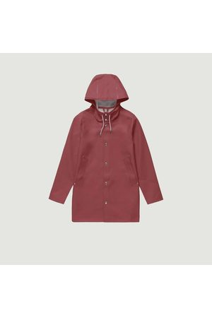 Stutterheim Rain Jackets - Raincoat Stockholm BURGUNDY