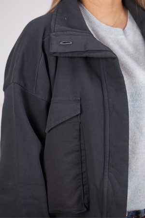 Crossley Women Sweatshirts - Tempest Cotton Sweat Jacket