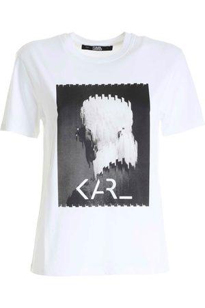 Karl Lagerfeld Karl Legend Print Tshirt