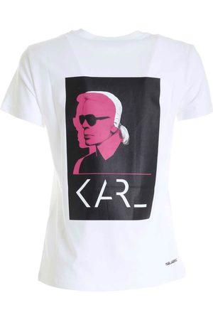 Karl Lagerfeld Karl Legend Double Print Tee