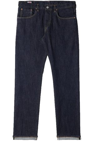 Edwin Regular Tapered Jeans - Made in Japan - Rinsed L32