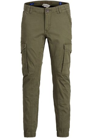 Jack & Jones Boys Trousers - Boys Paul Flake Akm 715 Cargo Trousers