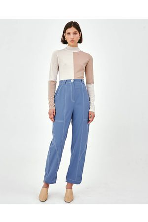 C/meo Collective Women Trousers - Washed Caprice Pants