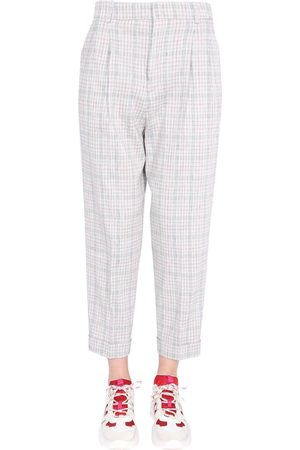 Isabel Marant Women Trousers - ISABEL MARANT TOILE WOMEN'S PA151421P013E20CK OTHER MATERIALS PANTS