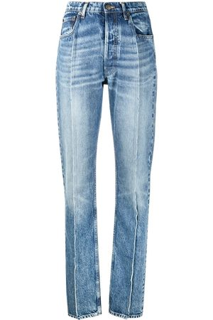 Maison Margiela Women Trousers - WOMEN'S S51LA0139S30744961 COTTON JEANS