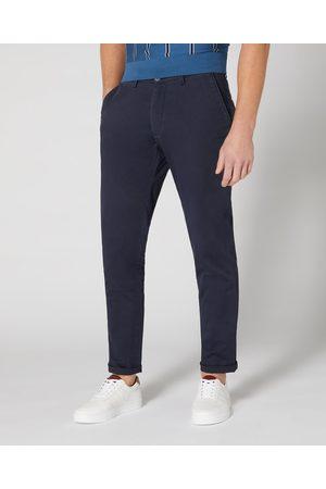 Remus Uomo Men Trousers - Emilio Navy Tailored Chino Trousers