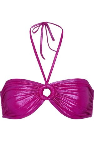 Isabel Marant Starnea halterneck bikini top