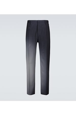 Fendi Spotlight wool pants