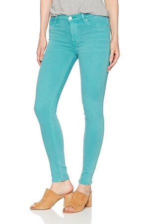 Hudson Women Skinny Trousers - Hudson WM407JFD Nico Skinny Soft Teal