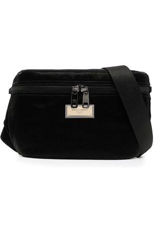 Dolce & Gabbana Men Belts - DOLCE E GABBANA MEN'S BM1956AO24380999 POLYAMIDE BELT BAG