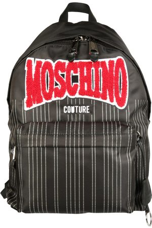 Moschino Men Purses & Wallets - MEN'S 761182033555 OTHER MATERIALS BACKPACK